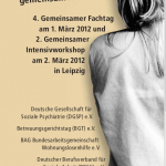 4. Fachtag Sucht 2012