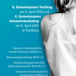 6. Fachtag Sucht 2016